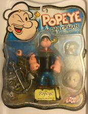 Mezco ?Popeye The Sailorman? Action Figure-NEW
