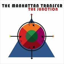 THE MANHATTAN TRANSFER THE JUNCTION CD - RELEASED 6th APRIL 2018