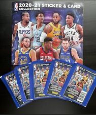 Panini NBA 2020‐2021 Sticker and Card Collection