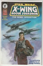Dark Horse 1995 Star Wars X-WING ROGUE SQUADRON #1 Comics Rebel Opposition
