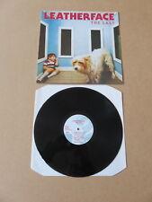 LEATHERFACE The Last DOMINO LP RARE 1994 ORIGINAL UK 1ST PRESSING WIGLP10