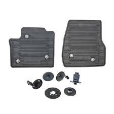 OEM NEW 17-19 Ford Super Duty All Weather Floor Mats REGULAR CAB - VINYL FLOORS