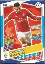 TOPPS MATCH ATTAX CHAMPIONS LEAGUE 2016-17 #BEN10-BENFICA-EDUARDO SALVIO