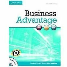 Business Advantage Intermediate Personal Study Book With Audio Cd: By Marjori...