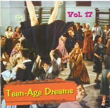 Surtout-teen-age Dreams vol.17 popcorn & teenage CD