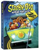 SCOOBY-DOO, WHERE ARE YOU COMPLETE SERIES (DVD, 7-Disc Set) Sealed New
