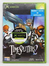 TIMESPLITTERS 2 - XBOX - PAL ESPAÑA - NUEVO - TIME SPLITTERS