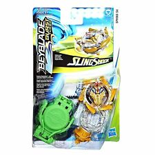 NEW ~ BEYBLADE BURST Turbo SPHINX S4 ~ SLINGSHOCK ~ HASBRO Sling Shock