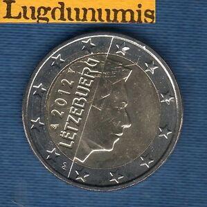 Luxembourg 2013 - 2 euro - Pièce neuve de rouleau - Luxembourg
