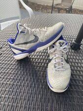 RARE Nike Zoom Kobe 6 VI 2011 Concord Lakers Grinch Men's Size 11 429659-100