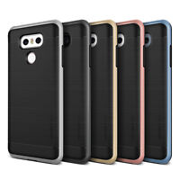For LG G6 Case VRS® [High Pro Shield] Slim Soft Hybrid Shockproof Bumper Cover