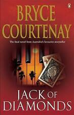 Jack of Diamonds by Bryce Courtenay Paperback Book