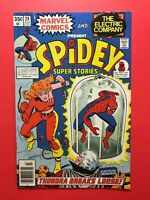 SPIDEY Super Stories #24 presented by Marvel Comics & Electric Co. 1977 Sharp!