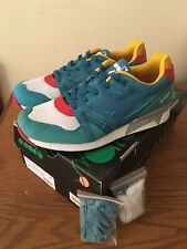 Diadora Hanon N9000 Saturday Special II Blue Ocean Size 8.5 New