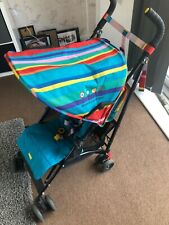 maclaren volvo dylans candy bar pushchair with raincover
