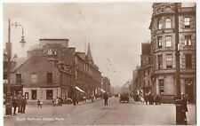 Perthshire; South Methven St, Perth RP PPC, Unposted, c 1920's, Animated Scene