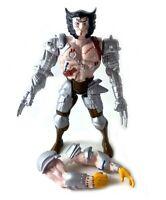 Robot Wolverine Albert Vintage Uncanny X-Men Action Figure Complete 1994 Toybiz