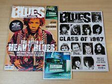 Blues Magazine + CD Album - Issue 19 - Jimi Hendrix/Jeff Beck