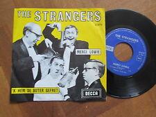 """The Strangers – Merci Lowie / 'Kem De Boter Gefret - Belguim 7"""" P/S - 1966"""