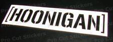 500mm (50cm) GRANDE HOONIGAN Vinile Adesivo,decalcomania auto BLOCCO KEN hooning