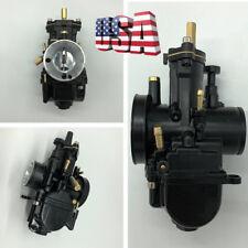 1x 30MM Power Jet Diameter Motorcycle Aluminum Carburetor Carb Replacement Part
