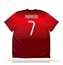Cristiano Ronaldo Signed Portugal Jersey PSA/DNA Jersey 2014 World Cup Juventus