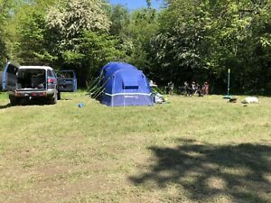 Berghaus Air 6 tent. Excellent condition with Berghaus carpet, all accessories