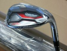NEW TaylorMade Golf AEROBURNER HL 4-PW&AW Iron set Graphite Regular Men's