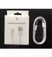 Genuine Apple USB to Lightning Cable (1m) Retail Boxed Cable