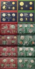 1999 P D S Proof & Mint Sets NO Envelope, Box,  or COA Combined Shipping