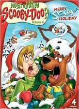 WHAT'S NEW SCOOBY-DOO? - MERRY SCARY HOLIDAY NEW DVD