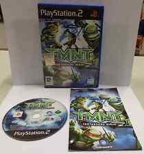 Console Game Gioco SONY Playstation 2 PS2 PAL ITALIANO TMNT TARTARUGHE NINJA Ita
