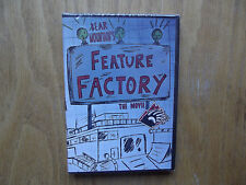 Bear Mountain's Feature Factory The Movie (DVD, 2012) Snowboard Extreme - New