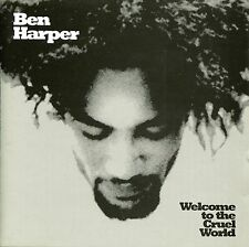 Welcome to the Cruel World by Ben Harper (CD, Feb-1994, Virgin)