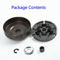 "Clutch Drum Sprocket Bearing Kit Parts For MS391 MS311 Stihl Chainsaw 3/8"" -7T"