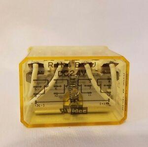 IDEC RH4B-U DC24V Relay 24VDC