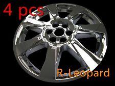 "4pcs CHROME SRX 20"" wheel Covers Full Wheel Skins fits cadillac srx rim Hub Cap"