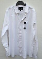 Mens White Shirt XL