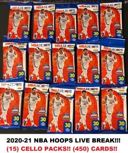 MEMPHIS GRIZZLIES 2020-21 PANINI NBA HOOPS CELLO Box Break #87