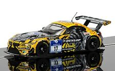 Scalextric BMW Z4 GT3, No.17, 24h Nürburgring 2015 1:32 slot car C3847