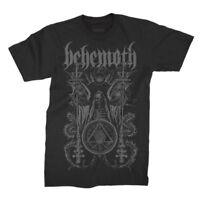 BEHEMOTH - Ceremonial - T SHIRT S-M-L-XL-2XL New Official Kings Road Merchandise
