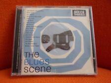 CD : THE BLUES SCENE – DECCA ORIGINALS – BRITISH BLUES BOOM COMPILATION 25 SONGS