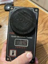Eaton Dole 500 Grain Moisture Tester