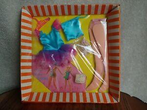 1970 Barbie Skipper Fluff Doll 3471 Ballerina Outfit MIP Rare