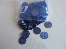 10 x 28mm lead penny curtain weights