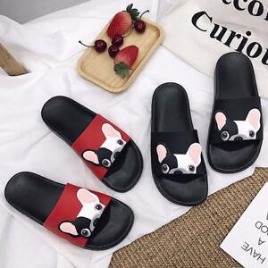 Womens Girls Flat Slipper Slides Sandals Flip Flops Beach Shower Pool Shoes Size