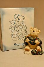 Boyds Bears & Friends: Swags - Style 24553 - Li'l Wings - Angel Bears