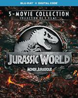 Jurassic World: 5-Movie Collection - Blu-Ray [Region 1/A, Collection, Action]NEW