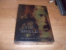 The Shield: Complete First Season 1 (DVD, 2002, 3-Disc Set) Drama TV Show NEW