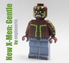 LEGO Custom --- New X-Men Gentle --- Marvel Super heroes minifigures